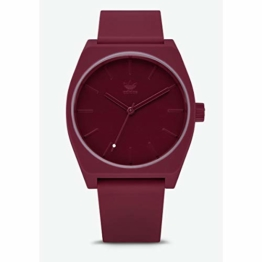 Adidas Herren Analog Quarz Smart Watch Armbanduhr mit Silikon Armband Z10-2902-00 - 1
