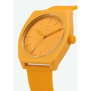 Adidas Herren Analog Quarz Smart Watch Armbanduhr mit Silikon Armband Z10-2903-00 - 2