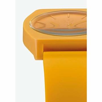 Adidas Herren Analog Quarz Smart Watch Armbanduhr mit Silikon Armband Z10-2903-00 - 3