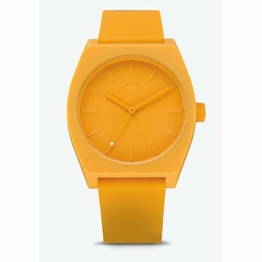 Adidas Herren Analog Quarz Smart Watch Armbanduhr mit Silikon Armband Z10-2903-00 - 1