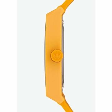 Adidas Herren Analog Quarz Smart Watch Armbanduhr mit Silikon Armband Z10-2903-00 - 4