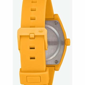Adidas Herren Analog Quarz Smart Watch Armbanduhr mit Silikon Armband Z10-2903-00 - 5