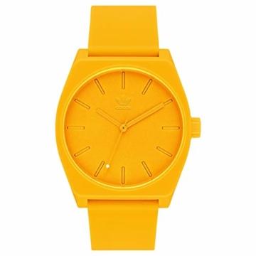 Adidas Herren Analog Quarz Smart Watch Armbanduhr mit Silikon Armband Z10-2903-00 - 6