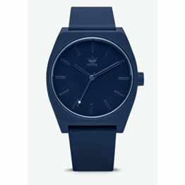 Adidas Herren Analog Quarz Smart Watch Armbanduhr mit Silikon Armband Z10-2904-00 - 1