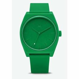 Adidas Herren Analog Quarz Smart Watch Armbanduhr mit Silikon Armband Z10-2905-00 - 1