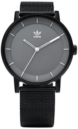 Adidas Herren Analog Quarz Uhr mit Edelstahl Armband Z04-2068-00 - 1