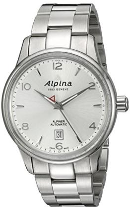 Alpina Alpiner Herren-Armbanduhr 41.5mm Schweizer Automatik Analog AL-525S4E6B - 1