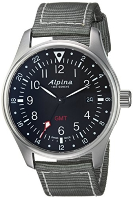 Alpina - -Armbanduhr- AL-247B4S6 - 1