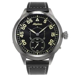 Alpina - -Armbanduhr- AL-435BN4SH6 - 1