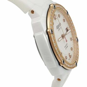 Alpina Avalanche Damen-Armbanduhr 45mm Weiß Schweizer Quarz AL-240MPWD3AEDC4 - 2
