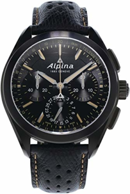 Alpina Geneve Alpiner 4 Flyback Chronograph AL-760BBG5FBAQ6 Herren Automatikchronograph Manufakturkaliber - 1