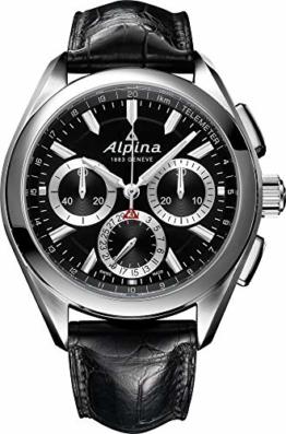 Alpina Geneve Alpiner 4 Flyback Chronograph AL-760BS5AQ6 Herren Automatikchronograph Manufakturkaliber - 1