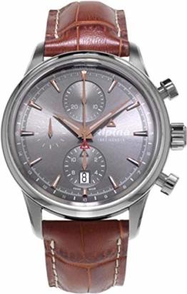 Alpina Geneve Alpiner Chronograph Herren Automatikchronograph Sehr Sportlich - 1