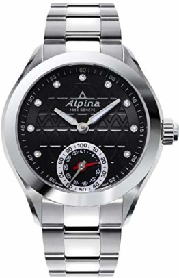 Alpina Geneve Horological Smartwatch AL-285BTD3C6B Damenarmbanduhr SmartWatch - 1