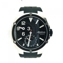 Alpina Herren Automatikuhr Manufacture Regulator AL-950LBB4AE6 - 1