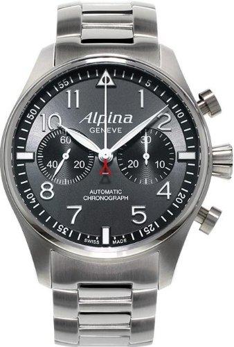 Alpina Schweizer Automatikchronograph Startimer AL-860GB4S6B - 1