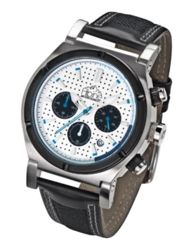 Alpine Mountaineer Liskamm Shiny Glacier Chronograph für Ihn Design-Highlight - 1