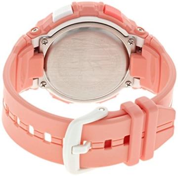 Baby-G Damen Analog-Digital Quarz Uhr mit Harz Armband BGA-240BC-4AER - 2