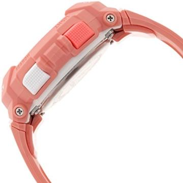 Baby-G Damen Analog-Digital Quarz Uhr mit Harz Armband BGA-240BC-4AER - 3