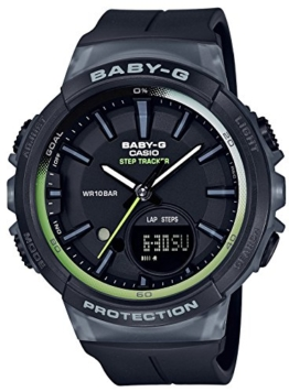 Casio Baby-G for Running Casio Damen Reloj BGS-100-1A - 1