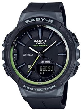 Casio Baby-G for Running Casio Damen Reloj BGS-100-1A - 1