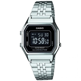 Casio Collection Damen-Armbanduhr LA680WEA 1BEF - 1