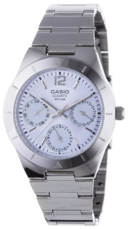 Casio Collection Damen Armbanduhr LTP-2069D-2AVEF - 1