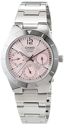 Casio Collection Damen Armbanduhr LTP-2069D-4AVEF - 1