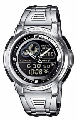 Casio Collection Herren-Armbanduhr AQF 102WD 1BVEF - 1