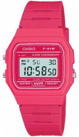 Casio Collection Herren-Armbanduhr F 91WC 4AEF - 1