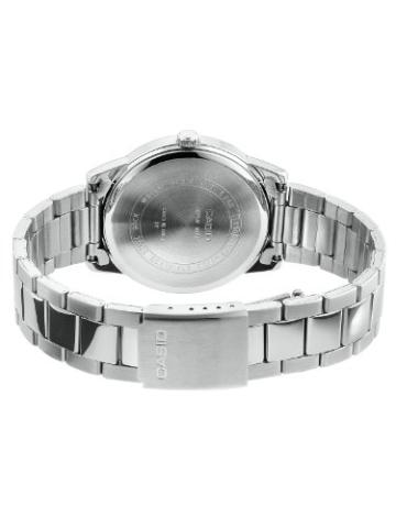 Casio Collection Herren Armbanduhr MTP-1303PD-1AVEF, schwarz - 2