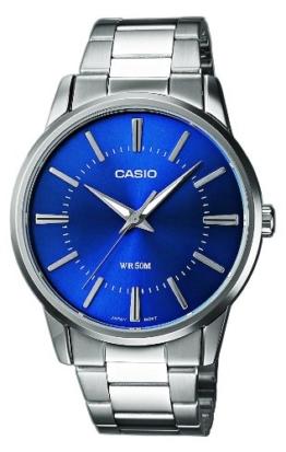 Casio Collection Herren Armbanduhr MTP-1303PD-2AVEF, Blau - 1