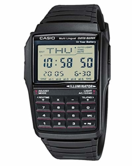 Casio Collection Unisex-Armbanduhr DBC321AES - 1