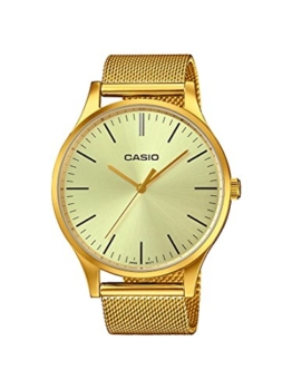 Casio Collection Unisex-Armbanduhr LTP-E140G-9AEF - 1