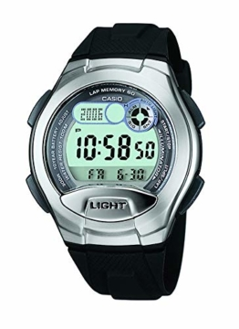 Casio Collection Unisex Armbanduhr W-752-1AVES - 1