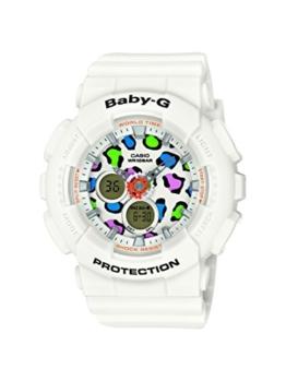 Casio Damen-Armbanduhr Baby-G Analog - Digital Quarz Resin BA-120LP-7A1ER - 1