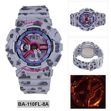 Casio Damen Casio Baby-G Reloj BA-110FL-8A - 2