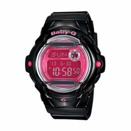 Casio Damen Watch Baby-G Quarz: Batterie Reloj (Modelo de Asia) BG-169R-1B - 1