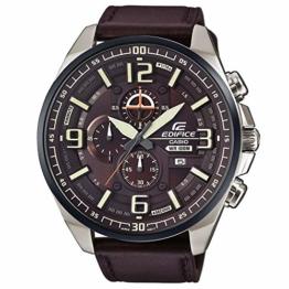 Casio Edifice Herren-Armbanduhr EFR-555BL-5AVUEF - 1