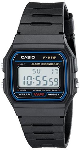 Casio F91W-1 Herren Uhr - 1