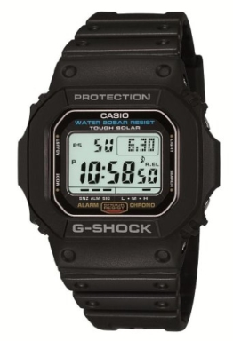 Casio g-5600e-1jf–Armbanduhr Herren - 1