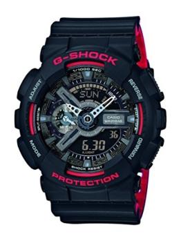 Casio G-Shock Herren-Armbanduhr GA-110HR-1AER - 1
