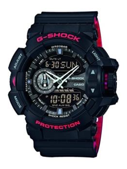 Casio G-Shock Herren-Armbanduhr GA-400HR-1AER - 1