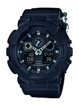 Casio G-Shock Herren-Armbanduhr GA100BBN1AER - 1