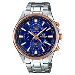 Casio Herren Analog Quarz mit Edelstahl Armbanduhr EFR304PG2AVUEF - 1