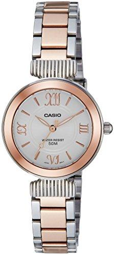 Casio Reloj de Mujer LTP-E405BPG-7A - 1