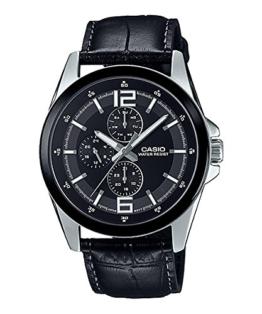 CASIO reloj Hombre MTP-E306L-1A - 1
