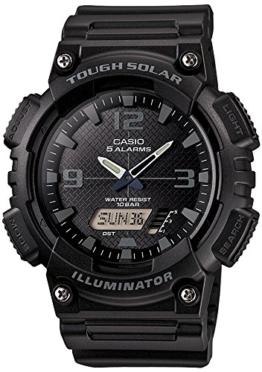 Casio Standard Tough Solar Powered Herren-Armbanduhr aq-s810 W-1 a2jf (Japan Import) - 1