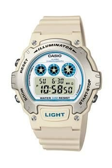 Casio W-214H-8AVES LED - Light - 1