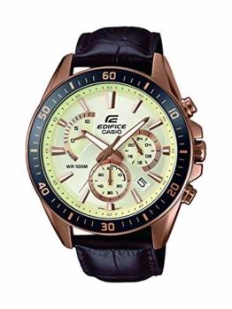 Edifice Herren Armbanduhr EFR-552GL-7AVUEF - 1